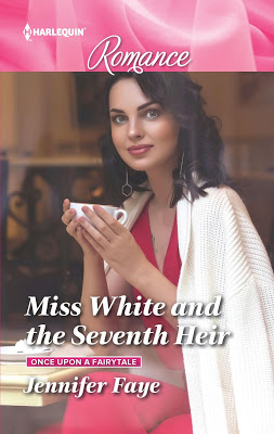 Miss White and the Seventh Heir by @JenniferFaye34 @HarlequinBooks #Romance #NewRelease @PrismBookTours