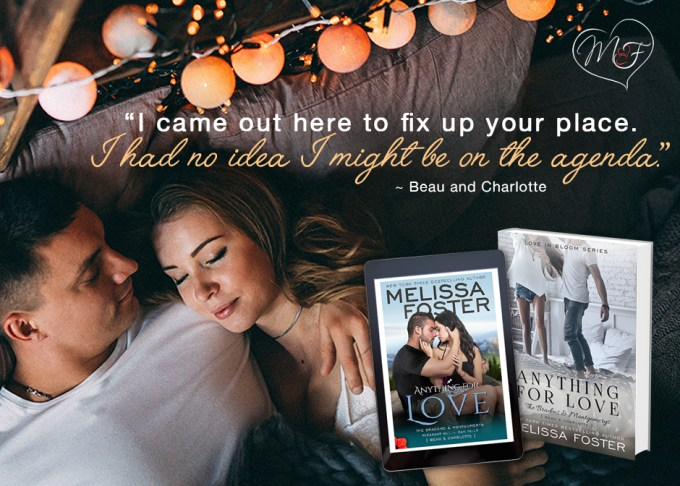 Anything For Love by @Melissa_Foster #romance #Reading @InkSlingerPR