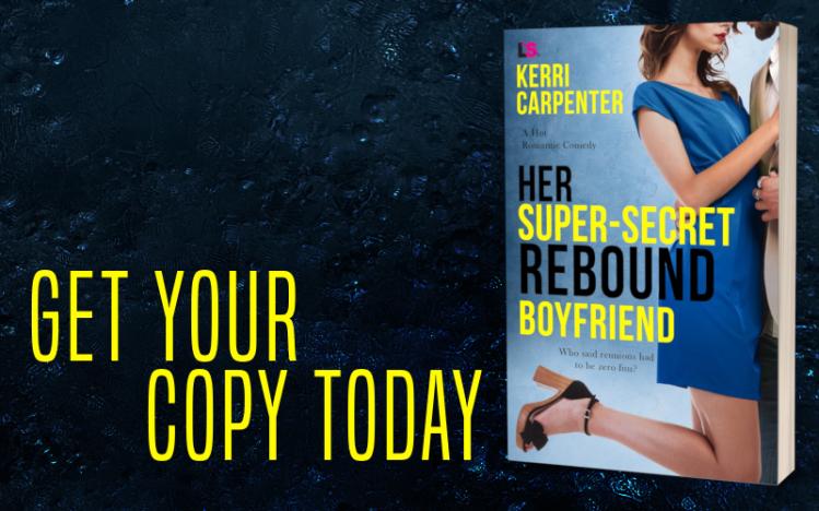 Promo Graphic 3 - Her Super-Secret Rebound Boyfriend by Kerri Carpenter