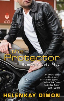 they must stay one step ahead of a cunning killer who's bent on not being exposed… The Protector by @HelenKayDimon #NewRelease #Romance@InkSlingerPR