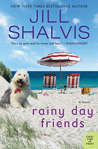 Jill Shalvis' moving story of heart, loss, betrayal, and friendship… Rainy Day Friends @JillShalvis #Romance#BookReview