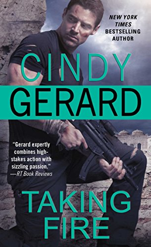 Betrayal. Retribution. Redemption? Taking Fire by @CindyGerard #BookReview #RomSuspense #Reading