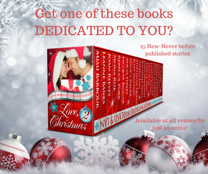 Looking for something chilly on these hot #reading days? Preorder Love, Christmas 2  and enter our #contest today! #mgtab