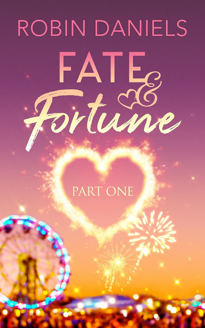 Is it an elaborate hoax or a bigger plan? Fate and Fortune by Robin Daniels #YA #CoverReveal @PrismBookTours@RobinD_Writer