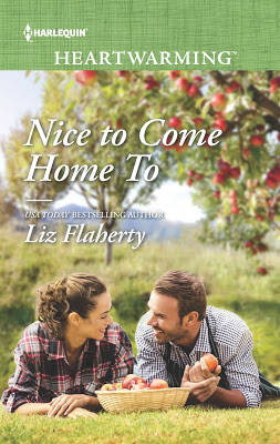 Nice to Come Home To by @LizFlaherty1 #Romance #Reading @HarlequinBooks @PrismBookTours