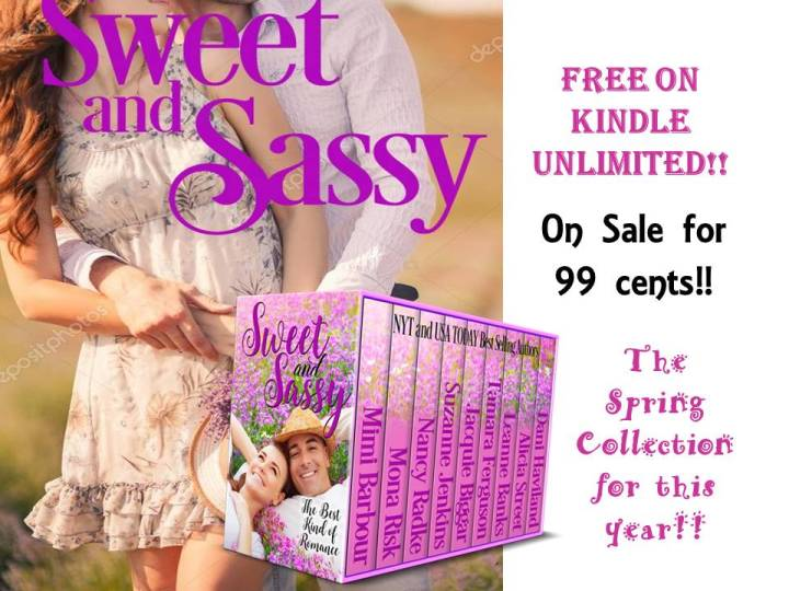 Does your heart sing to know romance is in the air? Sweet and Sassy #SummerReading #Romance #mgtab