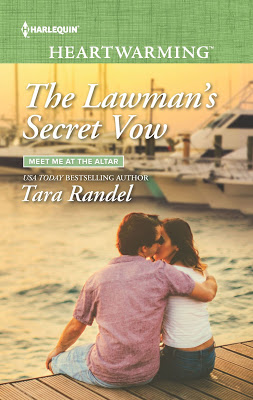 To have and to hold— The Lawman's Secret Vow by @TaraRandel #SummerReading #Romance @HarlequinBooks@PrismBookTours