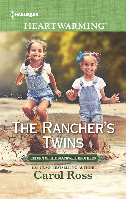 The Rancher's Twins by @_Carol Ross @HarlequinBooks #Romance #reading @PrismBookTours