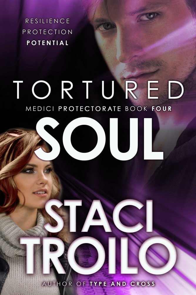 Protection is safety. Until it stifles… Tortured Soul by @StaciTroilo #NewRelease #PNR #Suspense