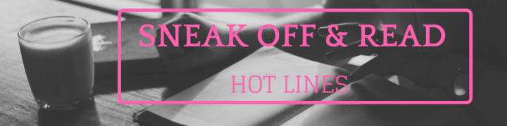 Sneak Off and Read: Lines with the topic, LAW #RSsos#RomSuspense