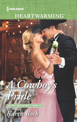 Old wounds run deep. Only the truth can heal them… A Cowboy's Pride by @KarenRock5 @HarlequinBooks #Romance #Reading @PrismBookTours