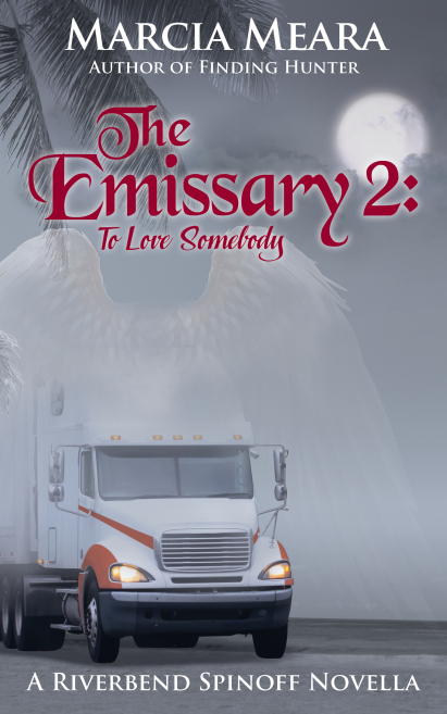 The Emissary 2: To Love Somebody by @MarciaMeara #CoverReveal#Paranormal