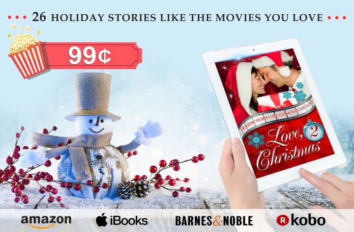 Sprinkle a little Christmas magic into your life… Love, Christmas 2 #HolidayRomance #RomanceNovels #mgtab @ExpresssoBookTours