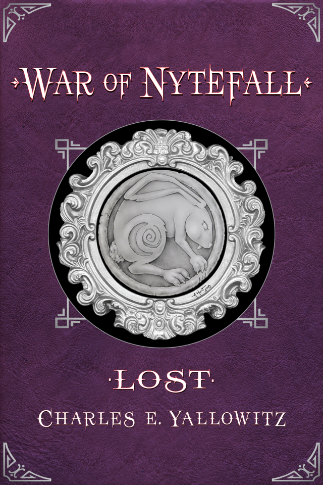It is time for the womb-born to be revealed… War of NyteFall: Lost by Charles E. Yallowitz #NewRelease #Fantasy@CYallowitz