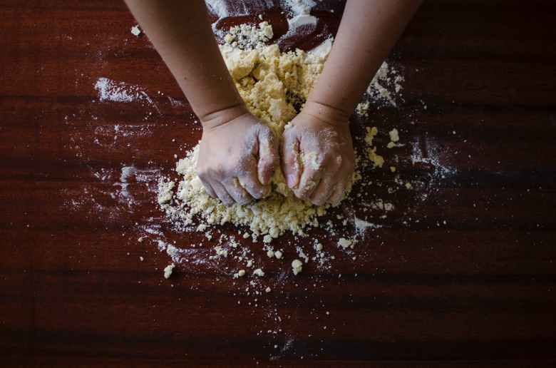 baking pastry dough bakery