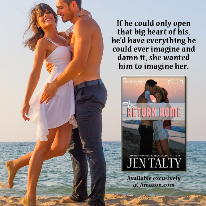 The Return Home by @JenTalty #NewRelease #Romance #mgtab @ExpressoReads