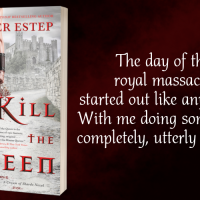 Gladiator meets Game of Thrones: Kill the Queen by @Jennifer_Estep #Fantasy #Suspense @PureTextuality