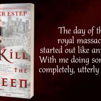 GladiatormeetsGame of Thrones: Kill the Queen by @Jennifer_Estep #Fantasy #Suspense @PureTextuality