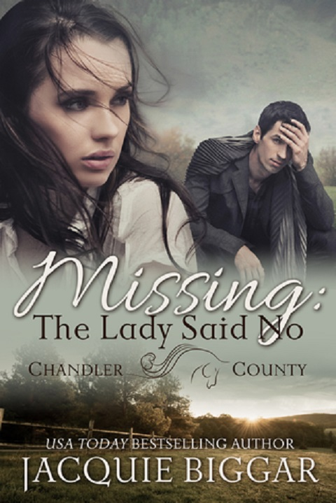 Book Review: Missing – The Lady Said No by Jacquie Biggar