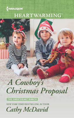 At a magical time of year… A Cowboy's Christmas Proposal by @CathyMcDavid #Romance #Reading @HarlequinBooks @PrismBookTours