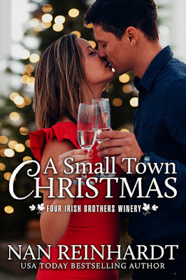 A Small Town Christmas by @NanReinhardt #HolidayRomance #Romance @PrismBookTours