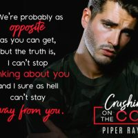 Crushing on the Cop by Piper Rayne #Romance #Reading @InkSlingerPR