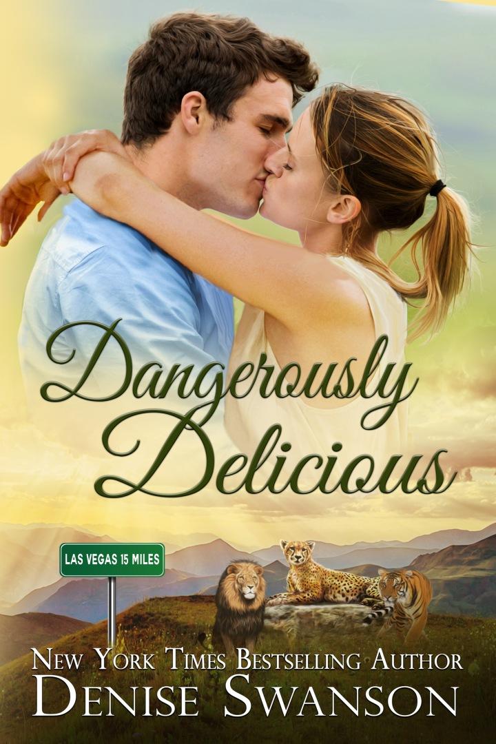 Dangerously Delicious by Denise Swanson #FirstLook #Romance @Barclay_PR @DeniseSwansonAu