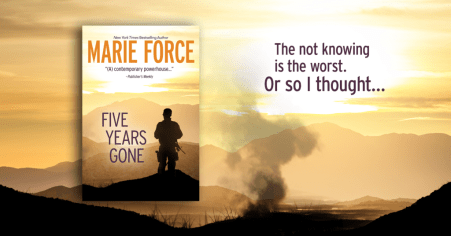 The most brazen terrorist attack in history… Five Years Gone by @MarieForce #NewRelease #Romance @InkSlingerPR
