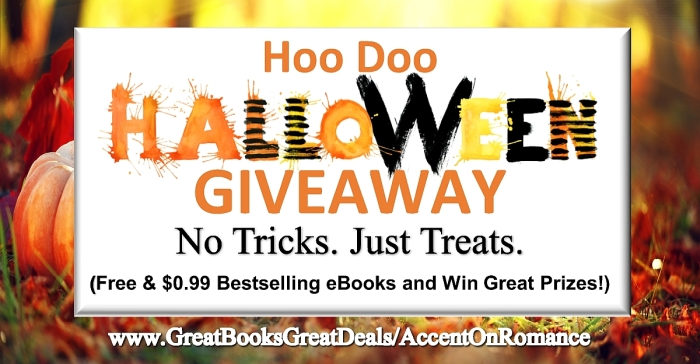 October 2018 Authors and gifts.  Hoo-Do Halloween #Giveaway. No Tricks. Just Treats.  Free & $0.99 Bestselling #Books & Gifts for Mom and Kids#eNovAaw