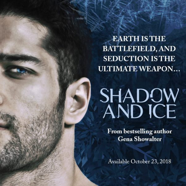 The Queen of #PNR, New York Times and USA Today bestselling author @GenaShowalter, stuns with SHADOW AND ICE #NewRelease @InkSlingerPR