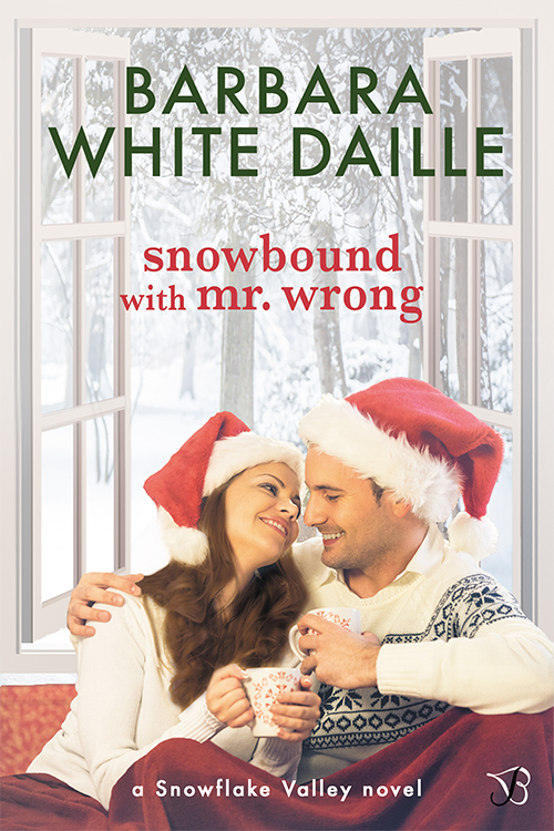 Worst. Day. Ever… Snowbound with Mr. Wrong by @BarbaraWDaille #HolidayRomance#BookBoost