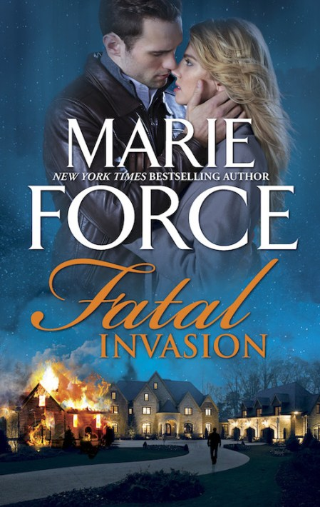 First the fire, then the heat… Fatal Invasion by @MarieForce #Suspense #Reading @InkSlingerPR