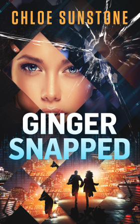 Ginger Snapped by @ChloeSunstone #NewRelease #Thriller @RRBookTours1@Shannanigans81