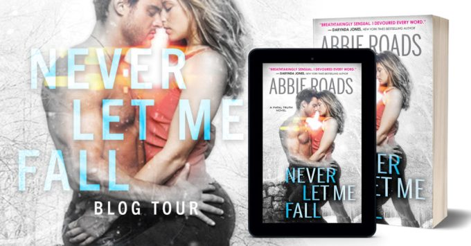 Seeing is believing… Never Let Me Fall by @Abbie_Roads #PNR #Thriller @InkSlingerPR