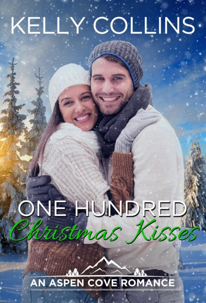 Kelly Collins is bringing the Christmas spirit to Aspen Cove with ONE HUNDRED CHRISTMAS KISSES #Romance #Reading @InkSlingerPR @KCollinsAuthor
