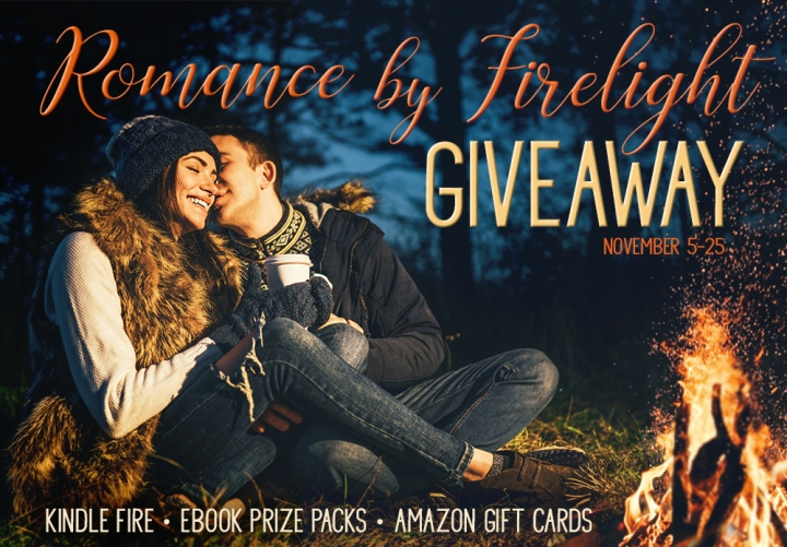 Shop the ROMANCE by FIRELIGHT BOOK FAIR! Books on sale in every romance genre, plus Amazon gift card giveaway! November 5-25. https://goo.gl/ShwFbv #bookwrapt