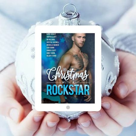 **NEW RELEASE** CHRISTMAS WITH A ROCK STAR featuring stories from 9 Bestselling authors is now LIVE! #HolidayRomance #Read @InkSlingerPR
