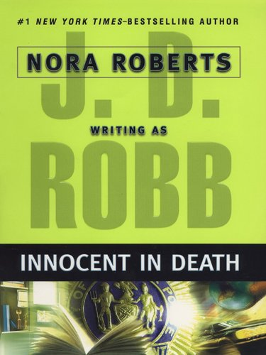 Innocent in Death by J.D. Robb #Mystery #BookReview