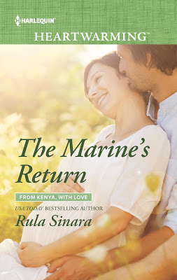 He can't be her hero… The Marine's Return by @RulaSinara #amreading #Romance @HarlequinBooks@PrismBookTours