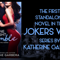 Talia Spencer's life is the epitome of boring and predictable. But then she meets him… What Happens in Vegas by @KatherineGarbera #Romance #Read @PureTextuality