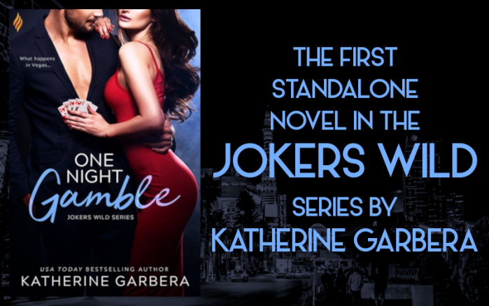 Talia Spencer's life is the epitome of boring and predictable. But then she meets him… What Happens in Vegas by @KatherineGarbera #Romance #Read@PureTextuality