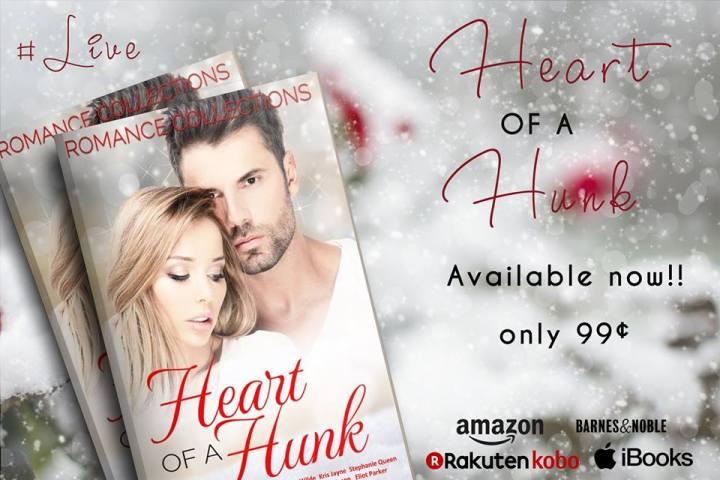 Heart of a Hunk #NewRelease #Boxset #Romance @itsybitsybkbits @Tammysdragonfly