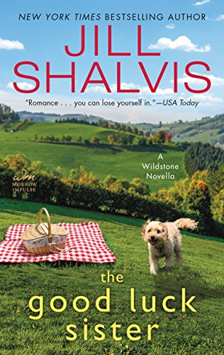 Love always deserves a second chance… The Good Luck Sister by @JillShalvis #Romance #BookReview