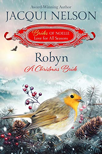 Robyn: A Christmas Bride by @Jacqui_Nelson #WesternRomance#BookReview
