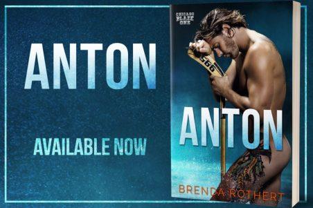 Anton by @BrendaRothert #NewRelease #Romance@InkSlingerPR