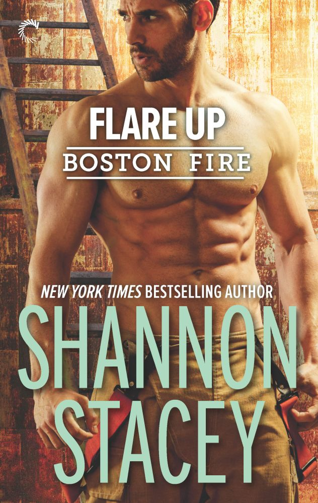 Kick off the new year with this steamy must read… Flare Up by @ShannonStacey #NewRelease #Romance@Barclay_PR