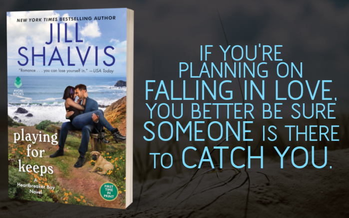 If you're planning on falling in love… Playing For Keeps by @JillShalvis #NewRelease #Romance @PureTextuality@AvonBooks