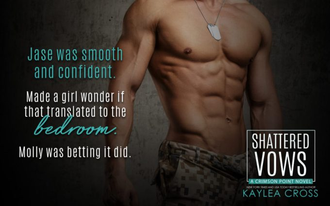 She's his best friend's widow… Shattered Vows by @KayleaCross #Suspense #amreading @InkslingerPR