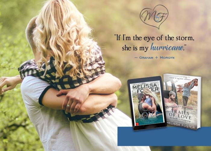 Trails of Love by @Melissa_Foster #NewRelease #Romance@InkSlingerPR