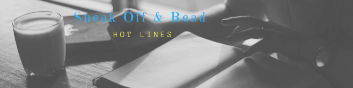 Sneak Off and Read: Lines all about MARRIAGE #RSsos#RomSuspense